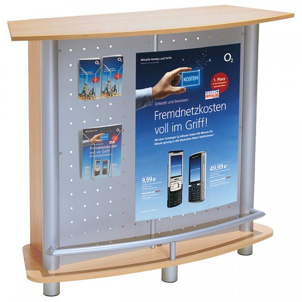 EXPO Counter, mobile Theke